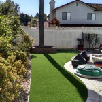 El Cajon Fake Grass Lawn