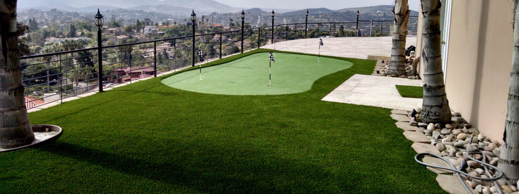 Portable Putting Greens Vs. Artificial Putting Green Installation