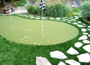Backyard Golf Course Design from Are You Ready For A Mini Golf Course