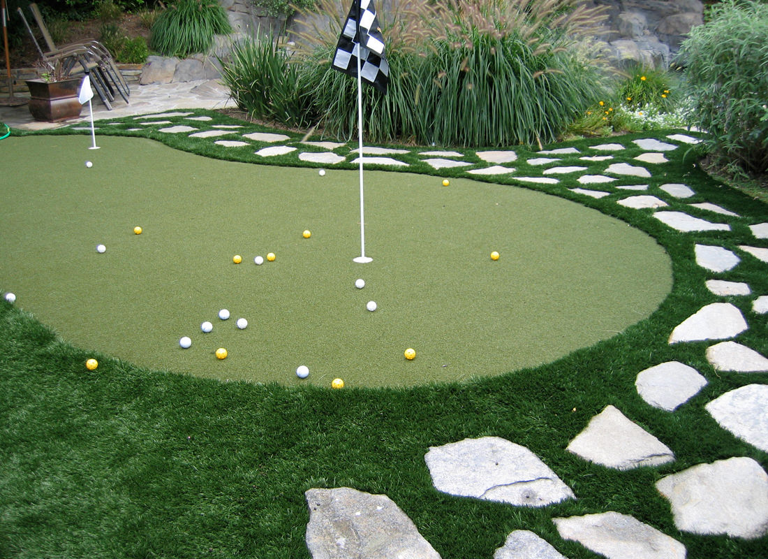 Synthetic & Artificial Putting Greens & Turf In Anaheim CA ... |Putting Green Grass