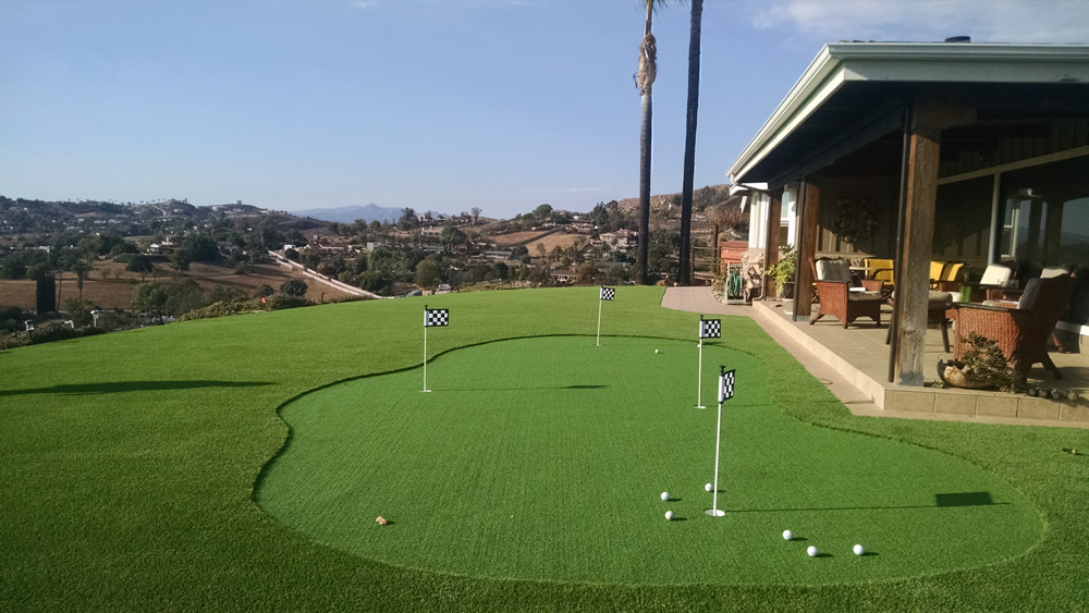 putting green san diego