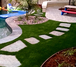 water wise grass residential artificial grass